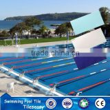 244x119 cheap cobalt blue pool tile manufacturers in china