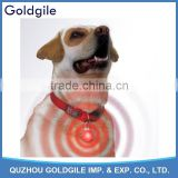 LED flash pet collar