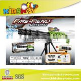 Good quality plastic soft bullet gun soft gun toys b/o soft gun new air soft guns