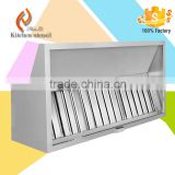 British or island style Stainless Steel kitchen exhaust range hood                                                                         Quality Choice