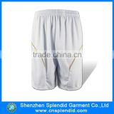 Wholesale High Quality White Sports Cheap Shorts For Men                                                                         Quality Choice