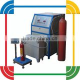 Fire Extinguisher Carbon Dioxide Filling Machine High-Power Cooling Testing Equipment