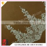 HC-1868-1 Hechun Flower Rhinestone Bead Embroidery Chemical Lace Trim