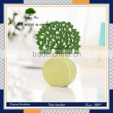 Home Air Freshener Use air guard deodorizer Feature wood stick perfume cerramic flower reed diffuser                                                                                                         Supplier's Choice