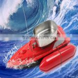 Remote Control Fishing Cruise Time 2-4 Hours Fishing Bait Boat FRP ( Glass Fiber Reinforced Plastics)
