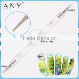 ANY Nail Art Beauty Care Painting Acrylic Handle Dotting Tools for Nails Art