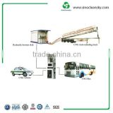 2000Nm3h CNG Hydraulic Daughter Station