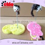 Small Cat Tree, Tiny Cat Platform, Plush Mouse Cat Toy                                                                         Quality Choice                                                     Most Popular