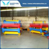 Barry factory price inflatable aqua roller ball,inflatable aqua rolling ball,inflatable water roller for sale