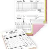 High Quality invoice print for bank paper ncr carbonless paper manufacturer