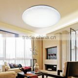 TIWIN 17W Cool white Star effect surface mounted Acrylic in White sky star Led modern ceiling lamp