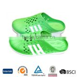 2016 stylish good price China green holey sandals classical outdoor sport clogs men's shoes