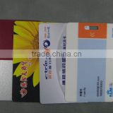 Hot sell!!RFID Programmable NFC Card Ultralight Card Special Offer - Translucent NFC business card for Cashless Payment