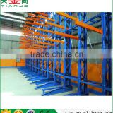 Heavy Duty Equipment Professional Manufacturer Cantilevered Rack