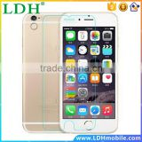High quality 0.3mm LCD HD Luxury Explosion Proof Film Tempered Glass Screen Protector Toughened Membrane For Iphone 6 4.7