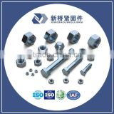 High quality of Hex bolt /bolt and nut / machine bolt DIN933 &931 for pole line hardware