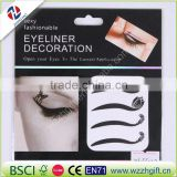 Black Eye Line Waterproof Art Tattoos Temporary Stickers For Women DIY Decorations Fake Body Art Makeup EyeLiner