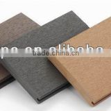 Embossing composite outdoor solid wpc decking floor