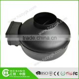 Hydroponic Wall Mounted Ceiling Stainless Steel Exhaust Ventilation Centrifugal Inline Blower Fan