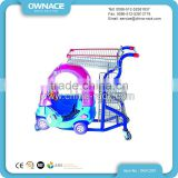 Cute Baby Shopping Basket Buggy Shopping Cart Shopping Trolley