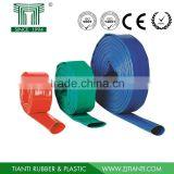 General Purpose Reinforced PVC Layflat Water Discharge Hose