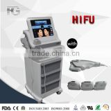 Back Tightening Professional Beauty Machine Hips Shaping Hifu High Intensity Focused Ultrasound 7MHZ