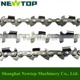 High quality chain saw spare parts chain 3/8'', .50''/ 0.325'' , .58''