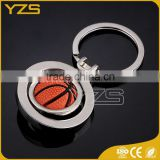 factory promotional metal ball key chain