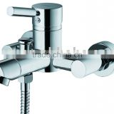 chrome coating wall-hanged bath and shower faucet 16/I8221-35