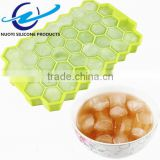 High Quality Honeycomb Custom Silicone Ice Cube Tray