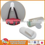 Promotion Self Over Door Adhesive Large Plastic White Hooks