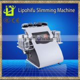 Alibaba express! 650nm&10pads Lipo Laser 40K Cavitation RF Vacuum slimming machine christmas promotion