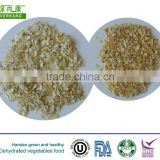 Supplier of Dehydrated White Onion Granule from SHANDONG and HEBEI