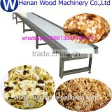 Sesame candy making machine / peanut brittle cutting machine/candy ball production line 008613837162178