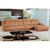 Inquiry about L.P606-Top End Corner Leather Modern Style Sofa