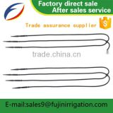 Water saving pvc tape plastic manufacturer cheap adjustable drip irrigation system drip arrow