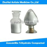 Amoxicillin Trihydrate Compacted