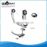 Bathtub Drainer With Certification Zn Plug Brass Knob Sink Drain Overflow