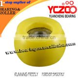 The latest design furniture roller,closet/wardrobe nylon wheels