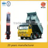 hydraulic cylinder for hook-lift garbage truck