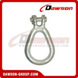 G70 High safety lashing pull Alloy Clevis Lug LINK for cargo lashing