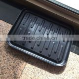 Anti Slip Entryway Boot Mat Tray Pvc