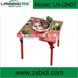 Multifunctional Infrared Heating Cooker with Folding Feet