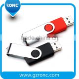 Wholesale Best Price Custom Logo Swivel USB Flash Drive Disk Pen Drive 8gb 16gb 32gb 64gb