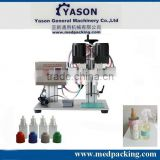 Semi-automatic Bottle Capping Machine YS-6100 Screw Thread Cap,Pump cranium Capping Machine