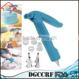 NBRSC Pastry DIY Cake Decorating Pen Icing Piping Tips Nozzles Bag Sugar Craft Fondant Cake Decorating Tool Kit