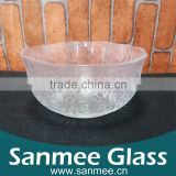 Hot Selling High Quality Fire Bowl Quartz Glass,Glass Floating Candle Bowl