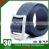 Professional good quality Army Military Uniform belt for pants with metal buckle