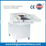 KS series High Capacity Industrial Paper Shredder Machine