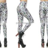 Free shipmentWholesale! Cheap Color Tatoo Leggings Digital Printing Pants Galaxy Slim Hot drop Shipping